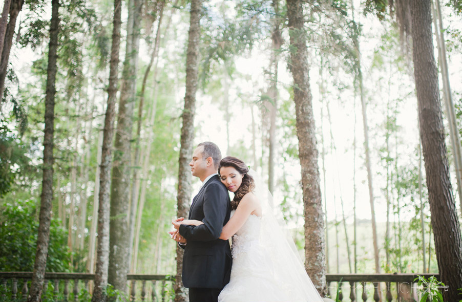 uma noiva linda