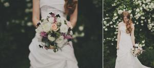buquê de noiva + inspirações
