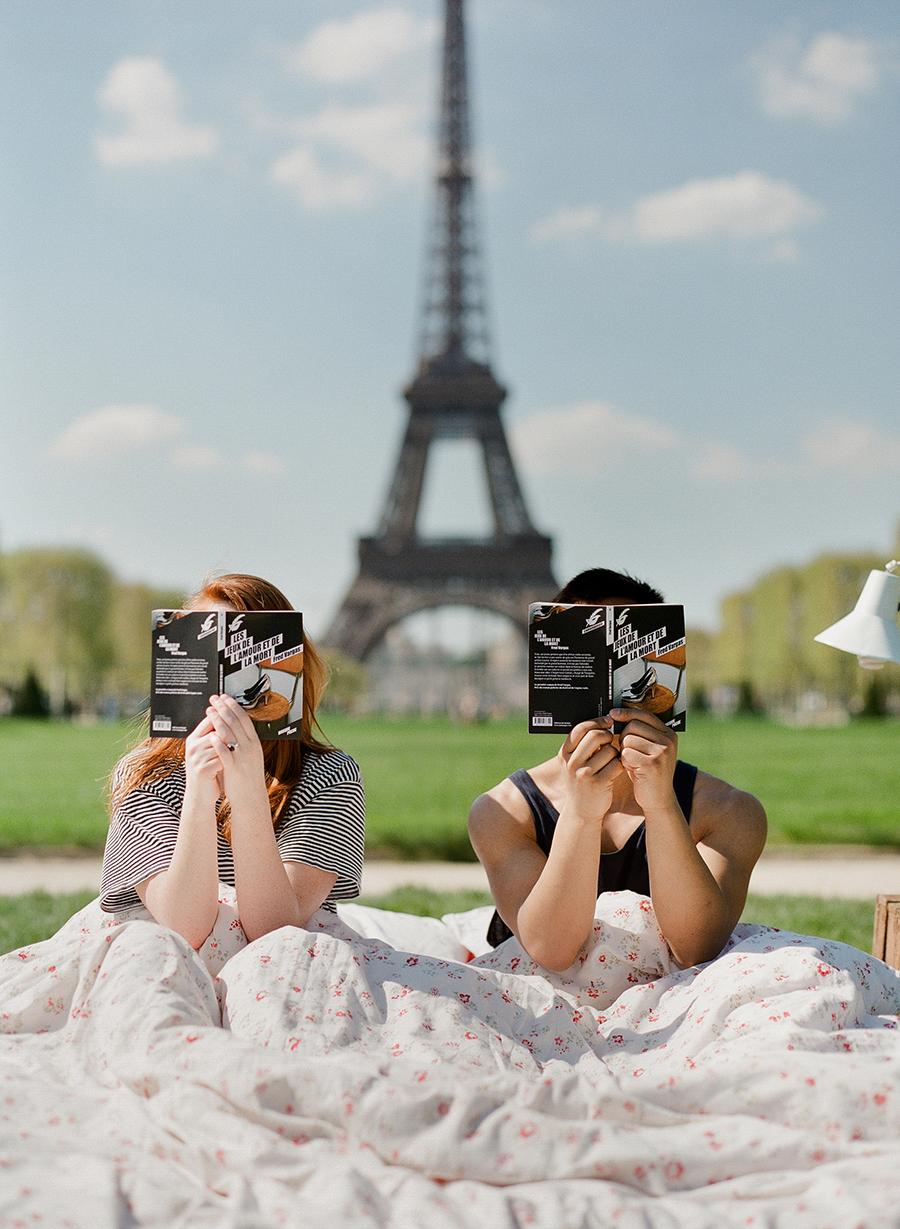 pra morrer de amores {sessão de fotos em Paris}