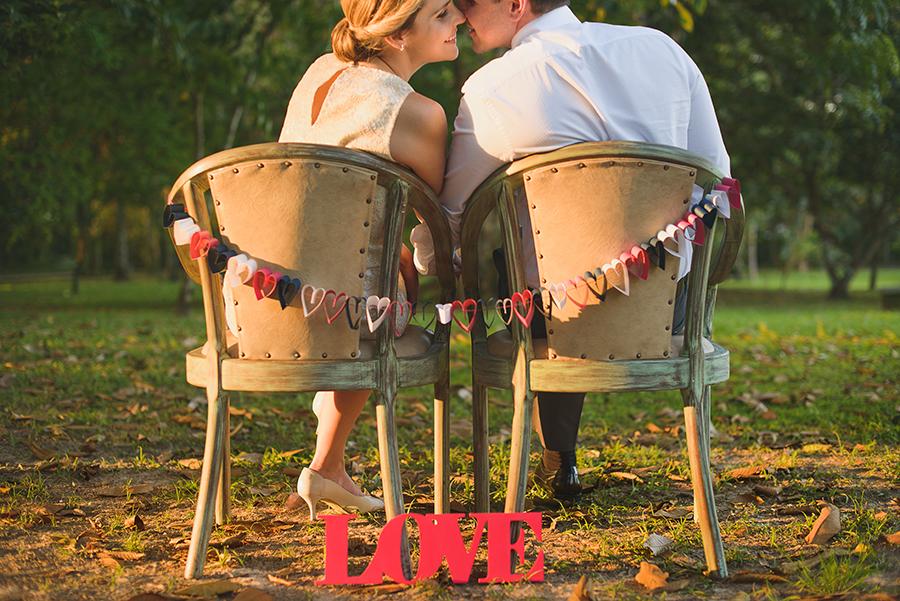 Mini Wedding em Blumenau – Leilane & Bruno