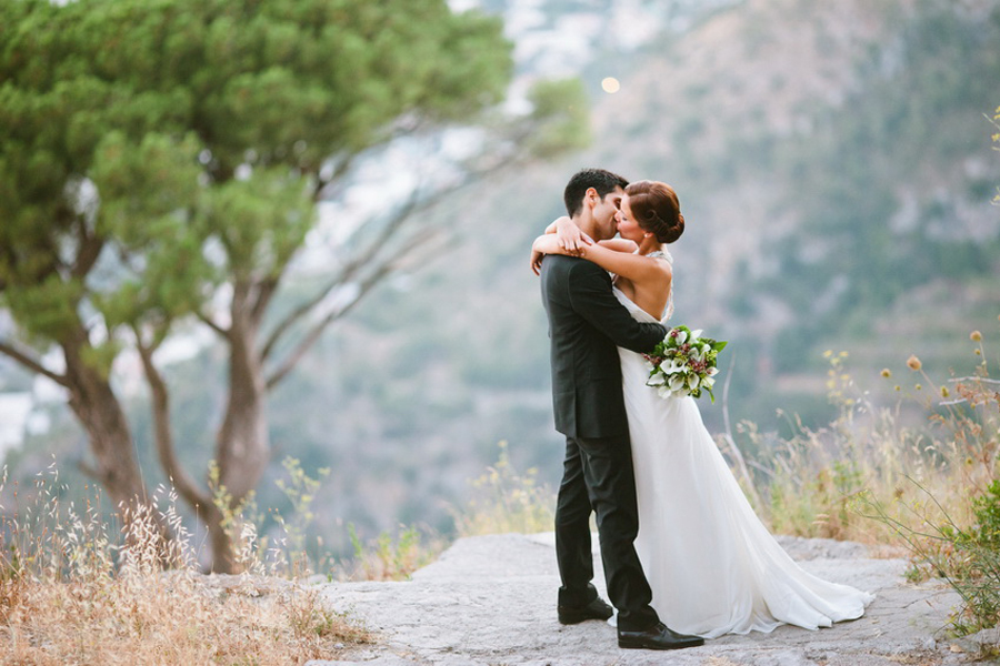 Destination Wedding – Costa Amalfitana