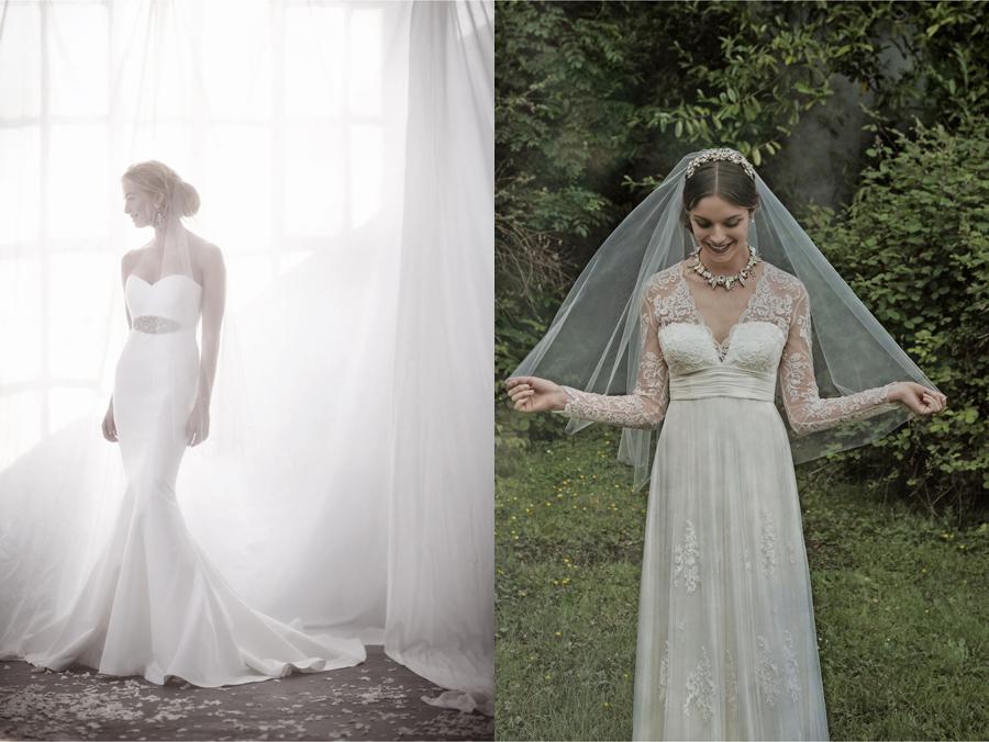 Idéias para vestido de noiva