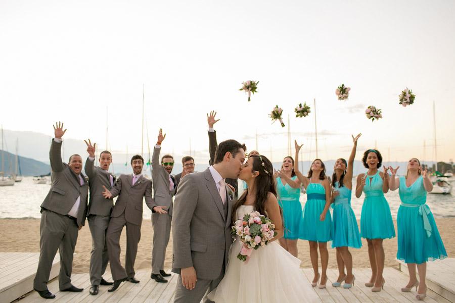 Casamento na Praia – Fer & Ale