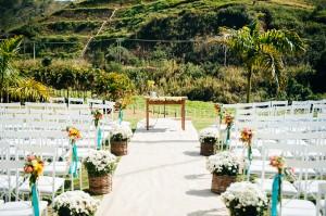 decoração de casamento rústica e romântica – diário de noiva