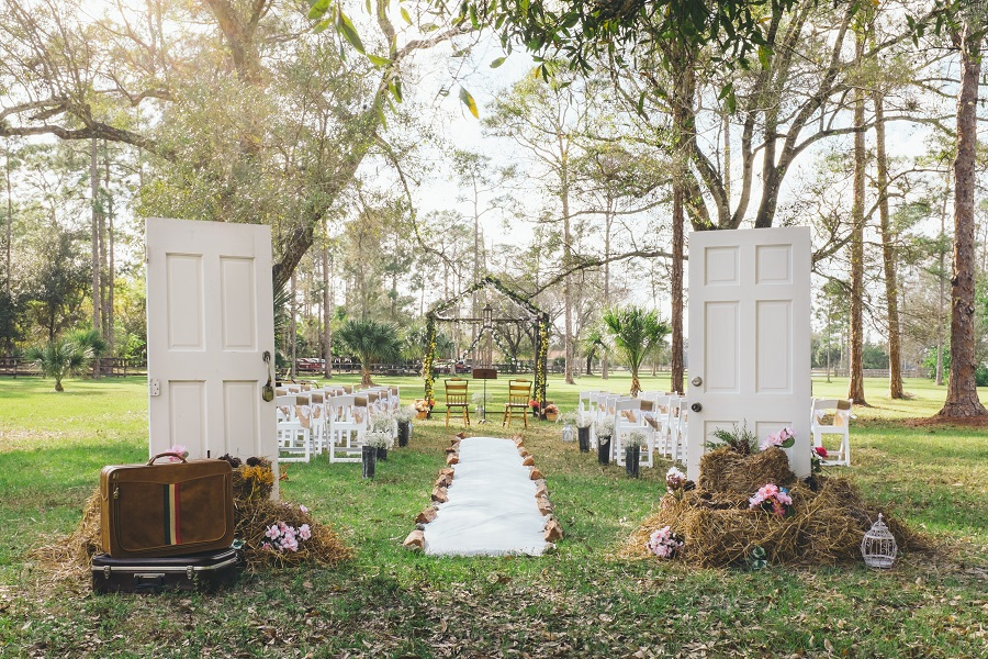 Destination Wedding na Flórida – Andrezza & Alex