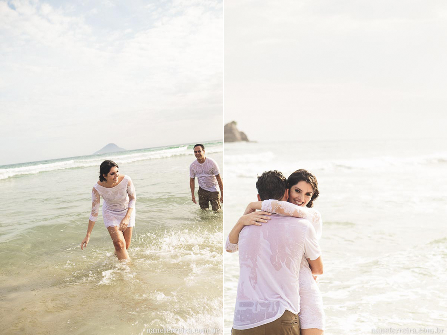 Mini Wedding na Praia – Natasha & Renato