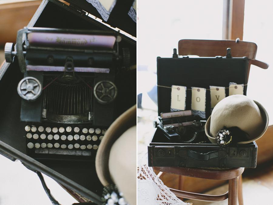 Casamento com Inspiração nos anos 20 – Aline & Ricardo
