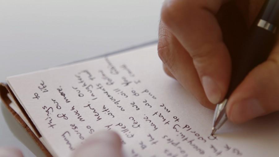Escrevendo os Votos de Casamento