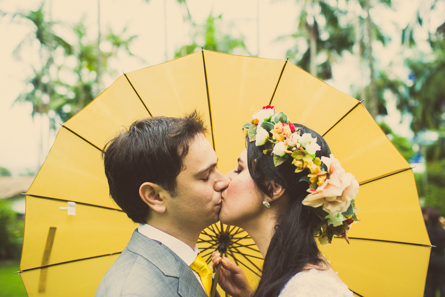 Chuva de Amor – Casamento Ana Alice & Josué