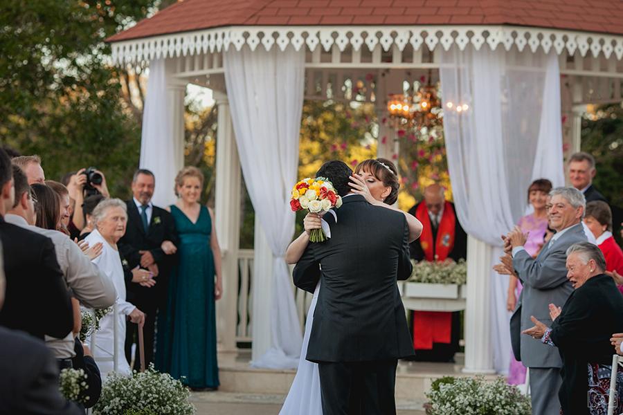 Casamento em um Gazebo- Débora & Jairo
