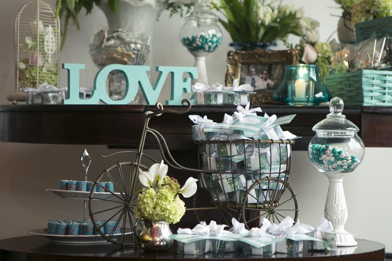 Noivado Azul Tiffany – Mayra e Alex