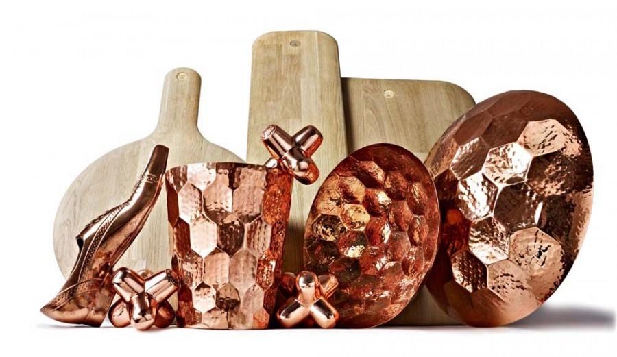 Conceito Firma Casa coleção cobre