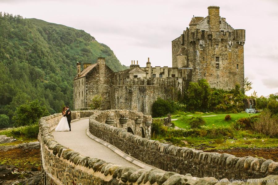 Destination Wedding na Escócia – Natália & Henrique