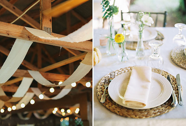 Keeping-beach-theme-contrasting-white-linens