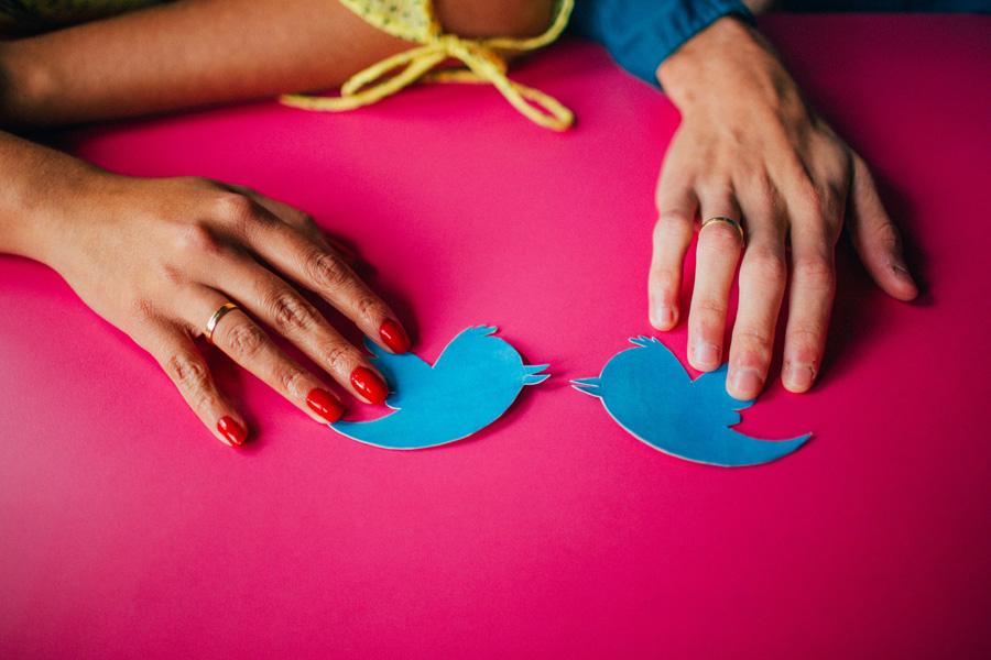 Unidos pelo Twitter – Zélia & Maurivan