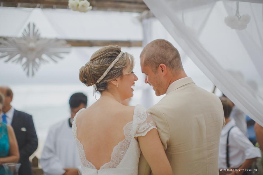 Casamento na Praia – Nina & Felipe