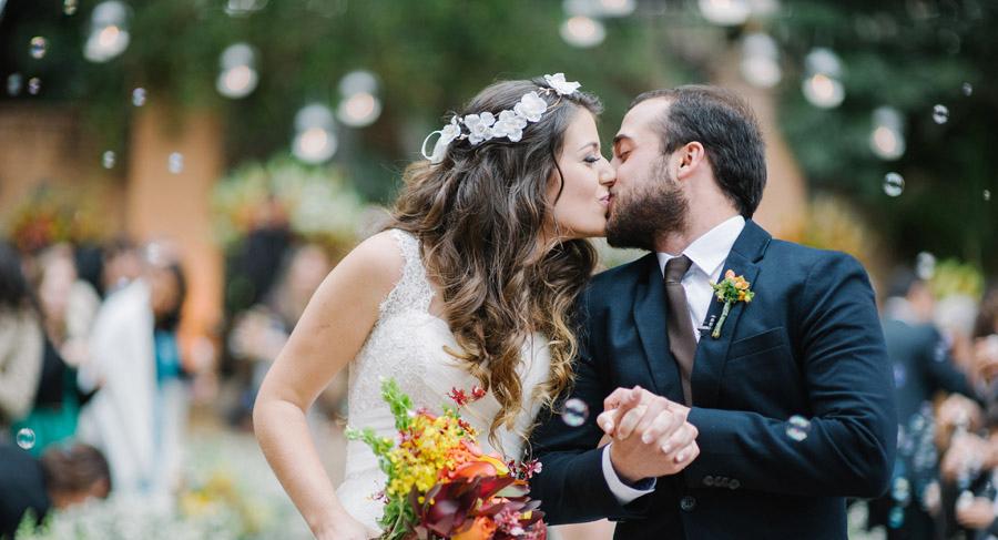 Um Casamento lindo – Gaby & Biel