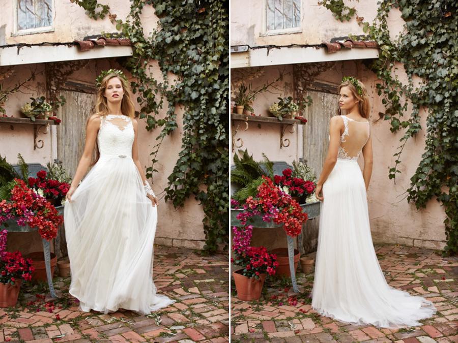 "Vestido de Noiva – ""Tule Ilusione"""