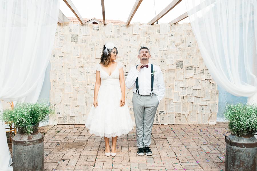 Casamento com tema Paris – Renata & Márcio