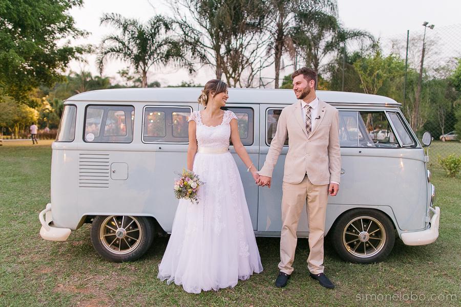 Casamento Romântico – Daiane & Marcelo