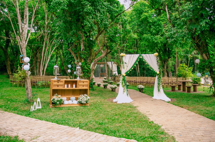 Casamento Encantado – Katia & Leonardo