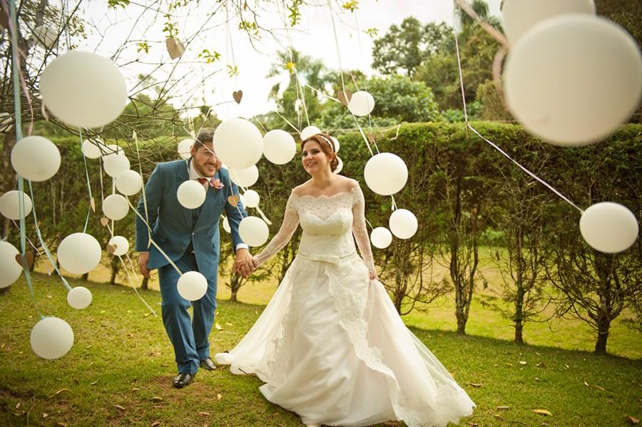 Casamento Florido e Alegre – Flávia & Ivan
