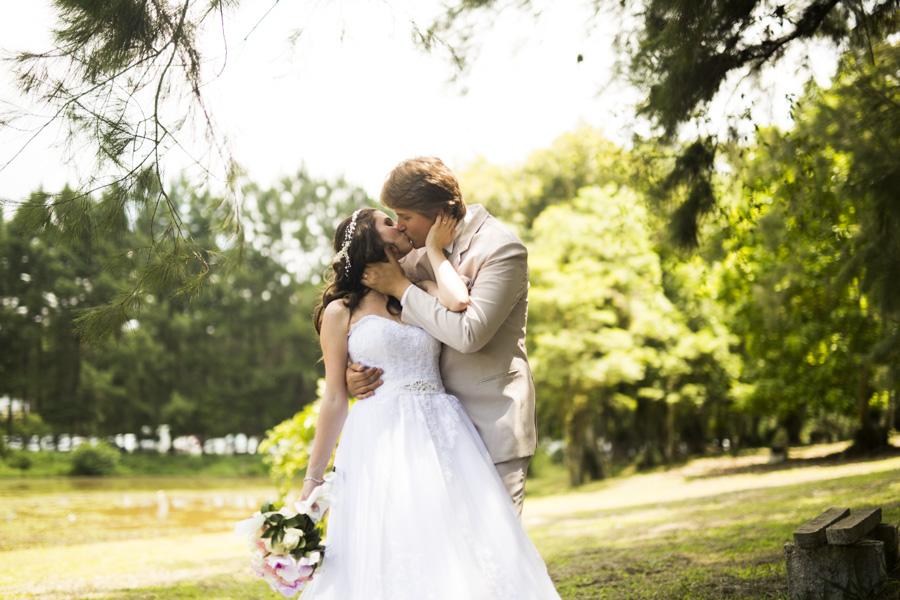 Casamento Carol & William