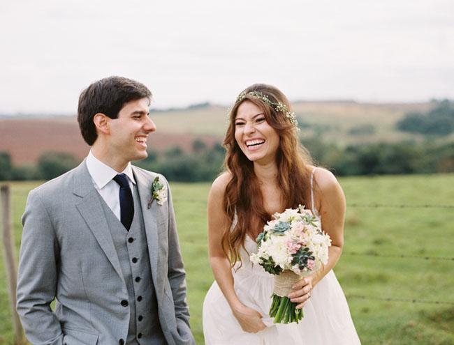 Casamento na Fazenda – Renata & João