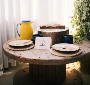 Vida de Casada – Sousplat rústico