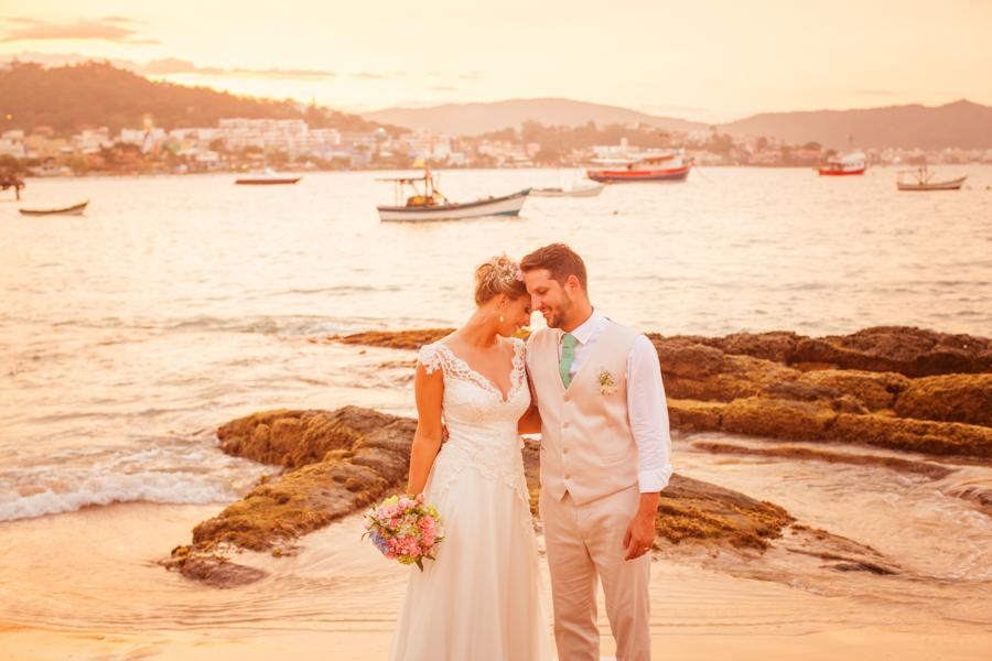 Casamento na Praia – Luana & Pedro
