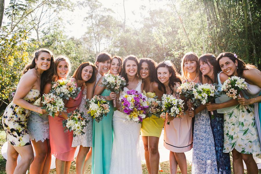 Casamento Alegre – Adriana & Dominic