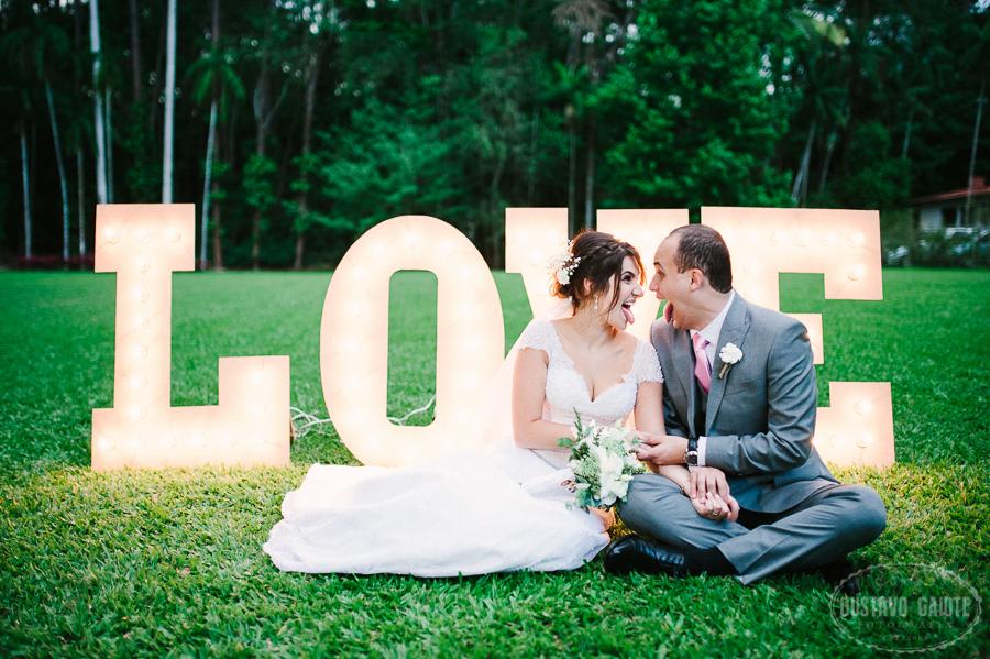 Casamento cheio de significado – Bárbara & Leonardo