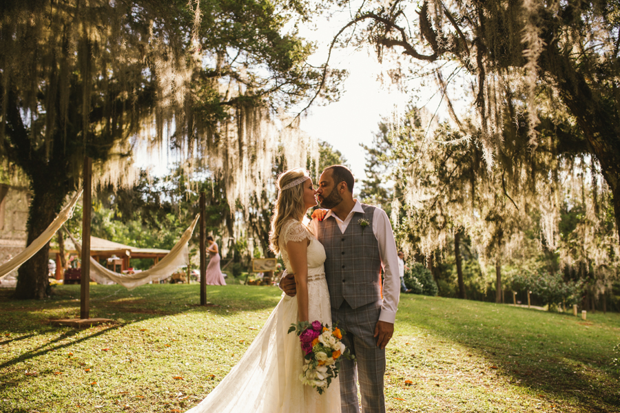 Mini Wedding Boho – Renata & Anderson