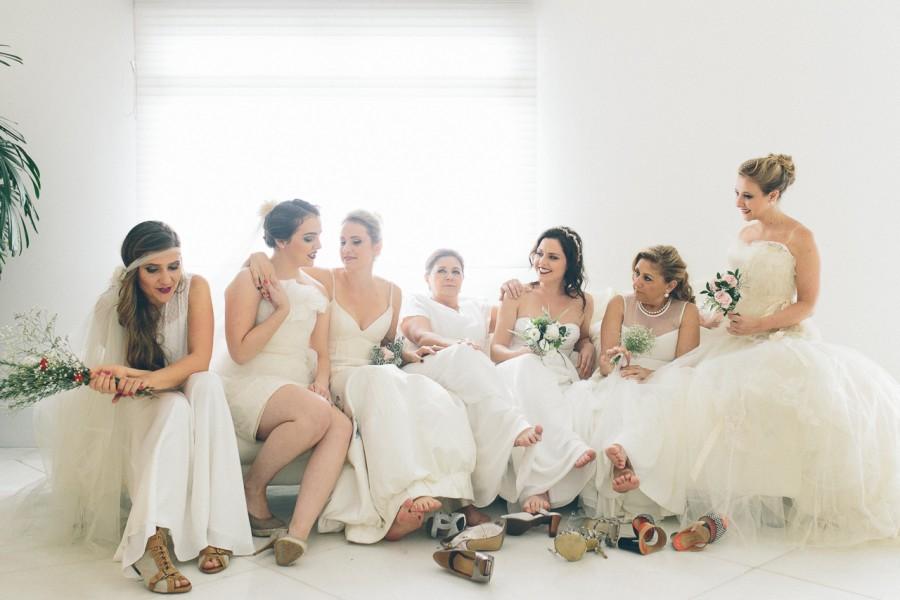 {Editorial} Noivas da Família