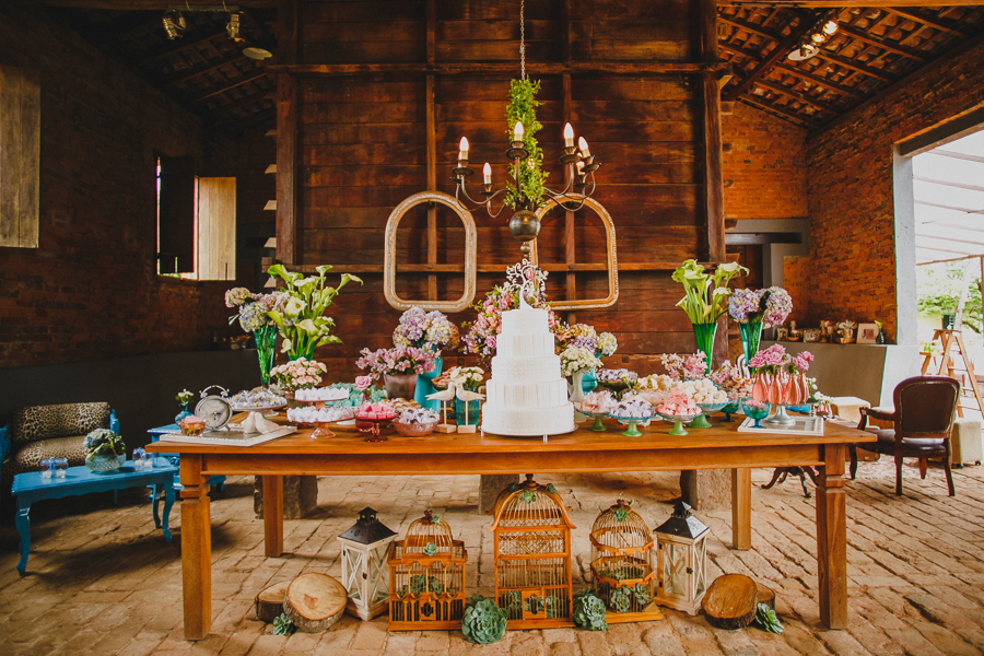 Casamento na Fazenda Vassoural – Luiza & Daniel