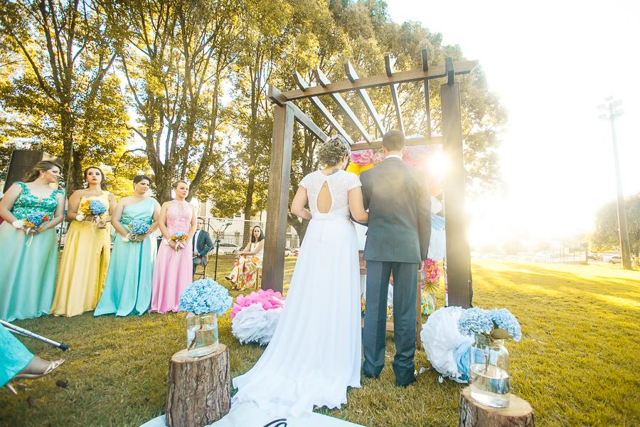 Casamento Nadini & Danúbio