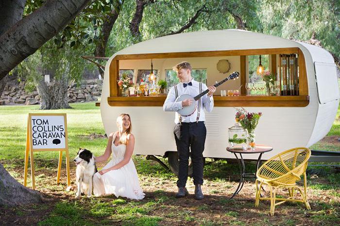 Carvain wedding