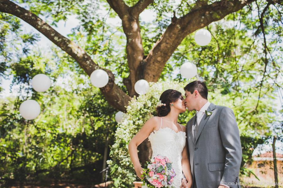 A história da noiva que se apaixonou por casamentos – Carol & Samuel