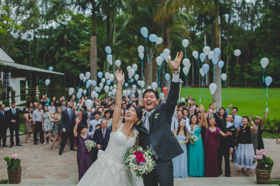 Casamento na Fazenda 7 Lagoas – Alessandra & Leonardo
