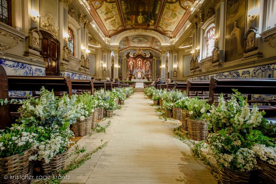 Casamento na Capela da Puc – Bárbara & Danilo