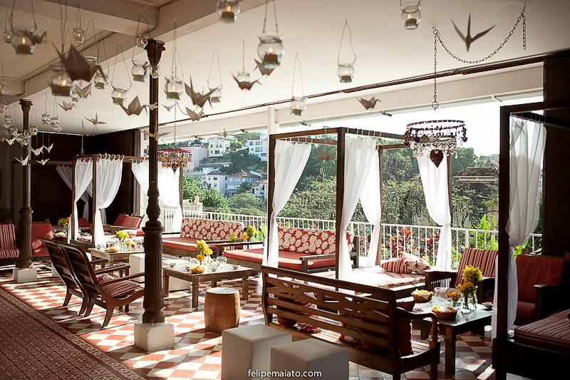 Casando no Rio de Janeiro – Hotel Santa Teresa