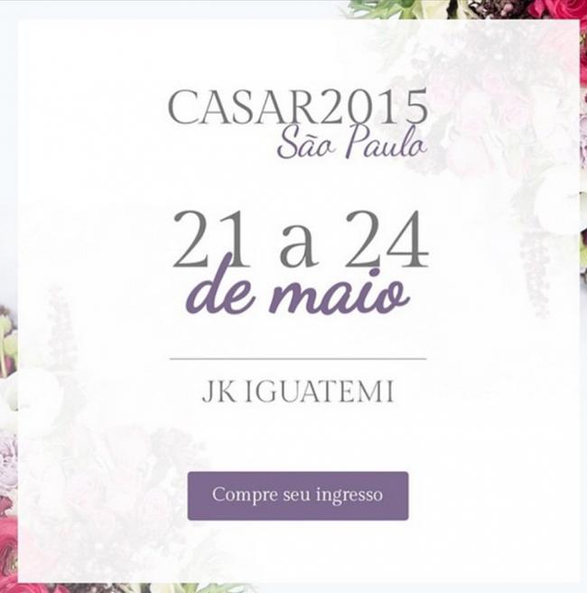 Casar 2015 – São Paulo