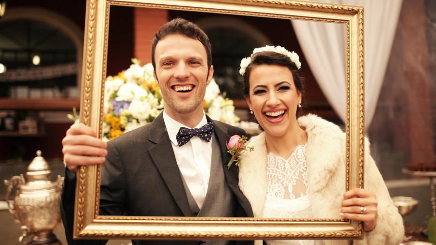 Casamento à italiana – Vivian & Guto
