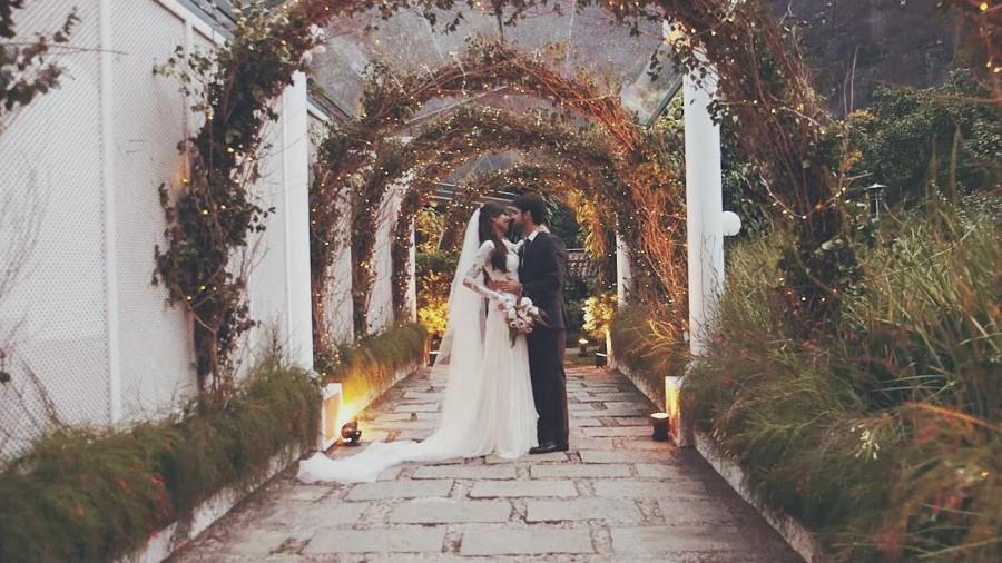 Além das expectativas – Casamento Mariana & João