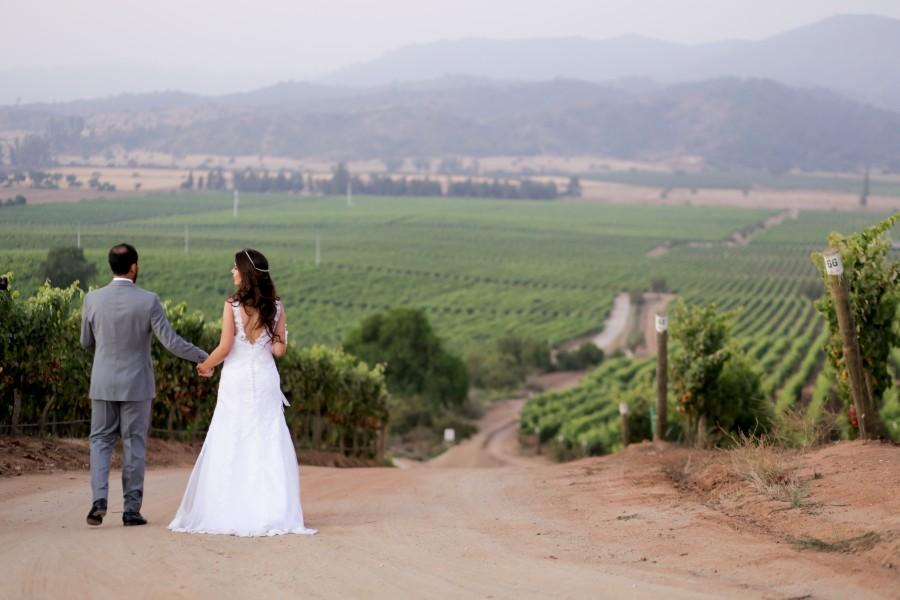 """Casamento com Tema """"Viagem"""" – Fernanda & Narciso"""