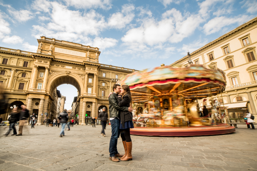 Roteiro de Viagem em Florença – Ana & Dhaniel