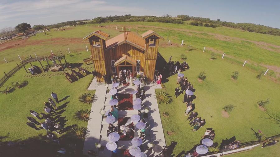 Casamento Bárbara & Fernando – Same Day Edit