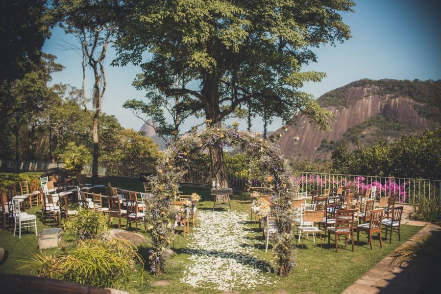 Casamento lindo no Rio de Janeiro – Fernanda & Ricardo