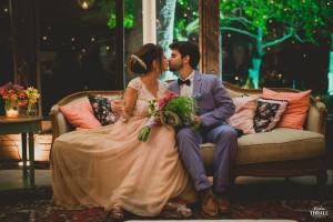 Casamento feito pelos noivos – Marina & Felipe