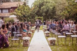 Casamento Rústico feito pelos noivos – Jennifer & Gabriel